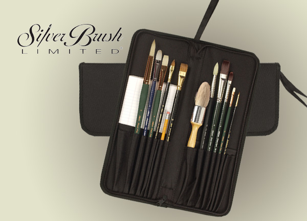 Silver Brush Ltd., Tuscany Brush Case
