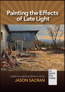 "Jason Sacran DVD, ""Painting the Effects of Late Light"""